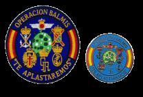 Pack Pin y Parche Operación Balmis 2020 Generico