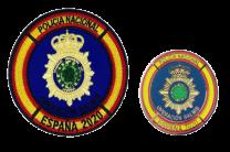 Pack Pin y Parche Operación Balmis 2020 Policia Nacional