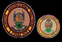 Pack Pin y Parche Operación Balmis 2020 TEAR