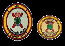 Pack Pin y Parche Operación Balmis 2020 UME