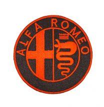 Parche Bordado Termoadhesivo Alfa Romeo 6,5cm