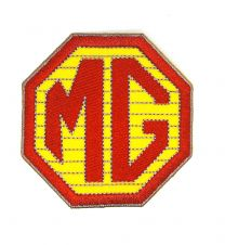 Parche Bordado Termoadhesivo MG Rover 7,5cm