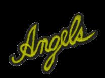 Parche Termoadhesivo Angels 7,5x5.5 cm