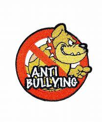 Parche Termoadhesivo AntiBullying dog  6 x 5 cm