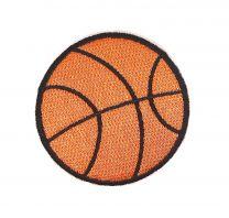 Parche Termoadhesivo Balón de Baloncesto 6cm