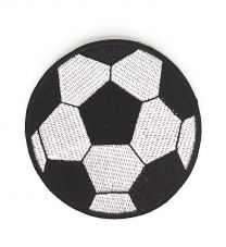 Parche Termoadhesivo Balón de Fútbol 6cm