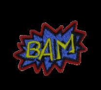 Parche Termoadhesivo BAM 4,5x3 cm