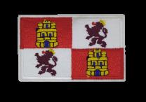 Parche Termoadhesivo Bandera Castilla y Leon 7,5x5cm