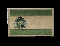Parche Termoadhesivo Bandera España Verde 7,8x5cm