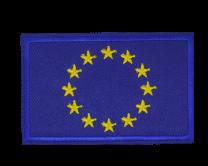 Parche Termoadhesivo Bandera Europea 7,8x5cm