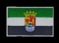 Parche Termoadhesivo Bandera Extremadura 7,5x5cm