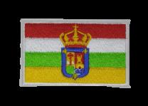 Parche Termoadhesivo Bandera La Rioja 7,5x5cm