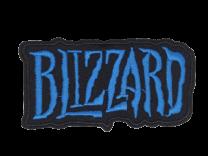 Parche Termoadhesivo Blizzard 9x4,5 cm
