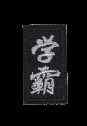 Parche Termoadhesivo Caligrafia Oriental 4x2 cm