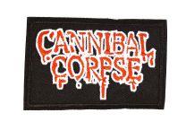 Parche Termoadhesivo Cannibal Corpse 8cm