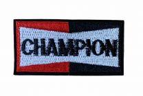 Parche Termoadhesivo Champion 9x4,5cm