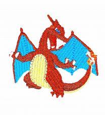 Parche Termoadhesivo Charizard Pokemon 7x6,5 cm
