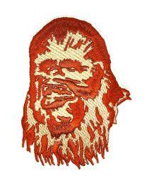 Parche Termoadhesivo Chewbacca Star Wars 10x7cm