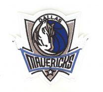 Parche Termoadhesivo Dallas Mavericks 9x8cm