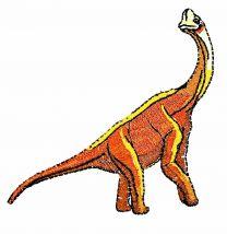 Parche Termoadhesivo Diplodocus 10x4,5cm