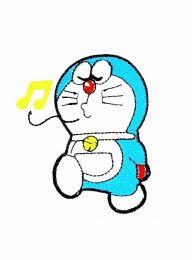 Parche Termoadhesivo Doraemon 7x6 cm
