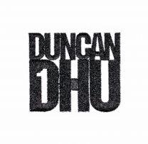 Parche Termoadhesivo Duncan Dhu 7x6cm