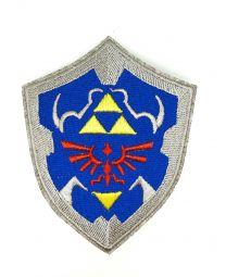 Parche Termoadhesivo Escudo de Zelda 9cm