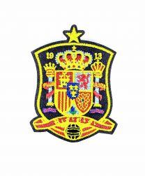 Parche Termoadhesivo Fed Española Fut 8x6cm