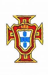 Parche Termoadhesivo Fed Portuguesa Fut 6,5x5cm