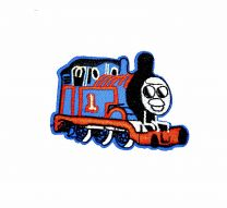 Parche Termoadhesivo Ferrocarril 7,5x5cm