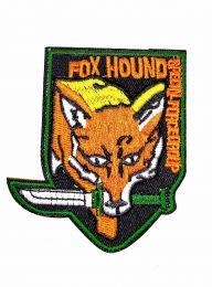 Parche Termoadhesivo Fox hound 8x6,5
