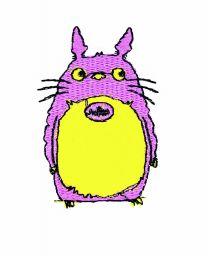 Parche Termoadhesivo Gato dibujos 7x4 cm