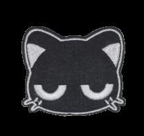 Parche Termoadhesivo Gato Face 6,5x5,5 cm