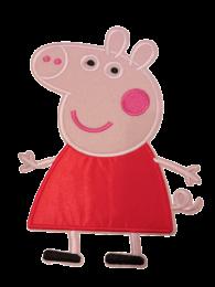 Parche Termoadhesivo Gigante Peppa Pig Mod 2 21x15cm