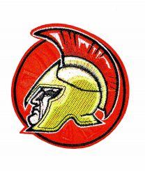 Parche Termoadhesivo Gladiador mod 7 8,5x8 cm