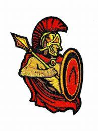 Parche Termoadhesivo Gladiador mod 8 9,5x6 cm