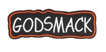 Parche Termoadhesivo Godsmack 11,5cm