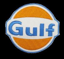 Parche Termoadhesivo Gulf 8x7,5 cm