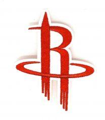 Parche Termoadhesivo Houston Rockets 8x6,5cm
