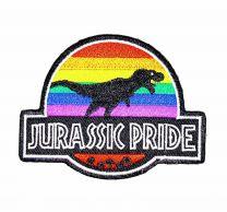 Parche Termoadhesivo Jurassic Pride 9x6,5cm