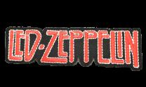 Parche Termoadhesivo Led Zeppelin 11,5x3 cm