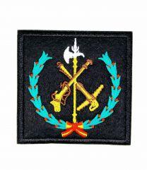 Parche Termoadhesivo Legión española 8,5x8,5cm