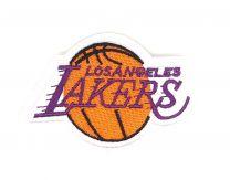 Parche Termoadhesivo Los Angeles Lakers 9x6cm