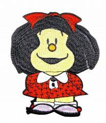 Parche Termoadhesivo Mafalda 9x7,5cm