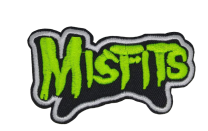 Parche Termoadhesivo Misfits 7,5x4,5cm