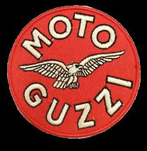 Parche Termoadhesivo Moto Guzzi 7 cm