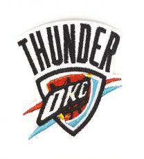 Parche Termoadhesivo Oklahoma City Thunder 7x6cm