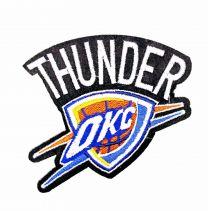 Parche Termoadhesivo Oklahoma City Thunder 9,5x8,5cm