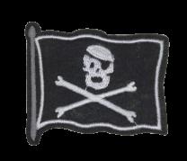 Parche Termoadhesivo Pirata Flag 7x6 cm