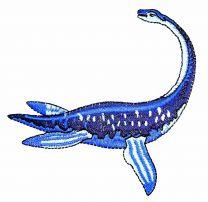 Parche Termoadhesivo Plesiosaurio 11x10,5cm